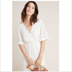 NWT Anthropologie Farm Rio Devore Dress